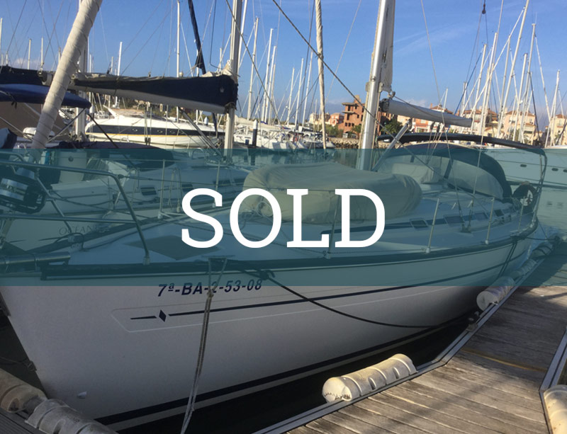 BAVARIA 44 CLIMENT – SOLD
