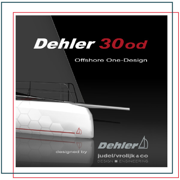 NUEVO - Dehler 30 od - offshore one design
