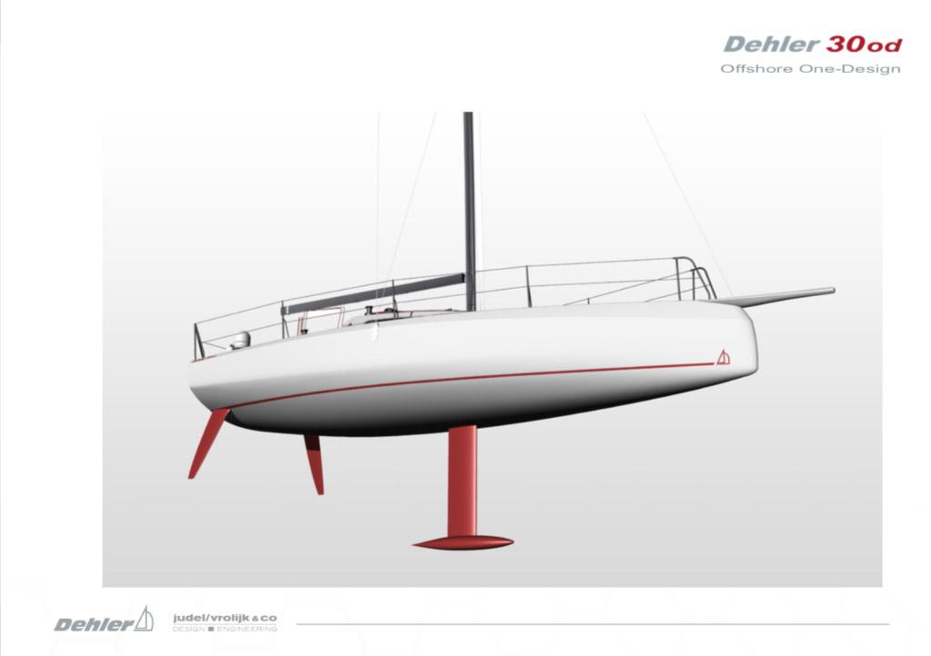 new dehler 30 offshore one design