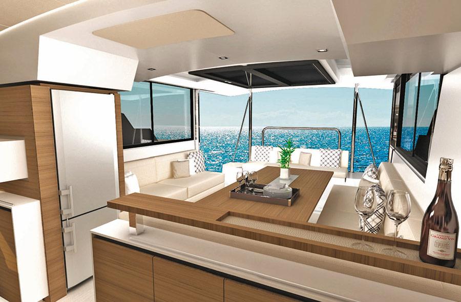 BALI CATSPACE SAIL - I. Castañer Yachts